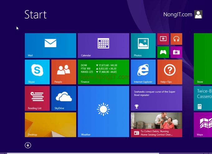 วิธีลง windows 8, 8.1 ทำตามได้ง่ายๆ