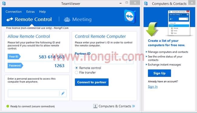 install-teamViewer-5