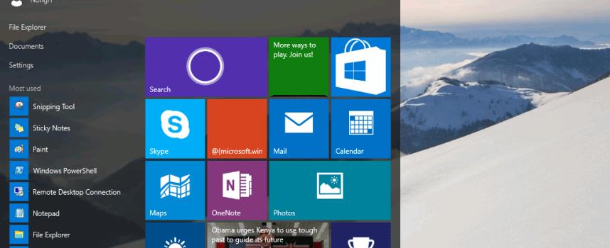 วิธีลง windows 10 ด้วย usb flash drive