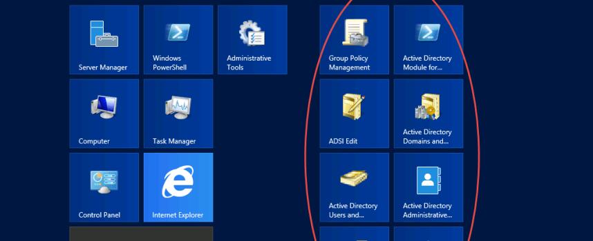 การติดตั้ง Active Directory บน Windows Server 2012/R2 (ภาษาไทย)