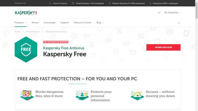 ดาวน์โหลดได้ที่ https //www.avast.com/free-antivirus-download