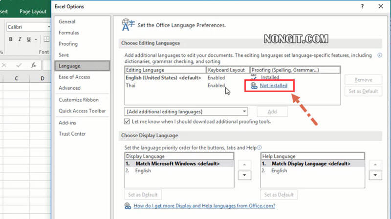 Microsoft office 2016 language pack | [SOLVED] Office 2016