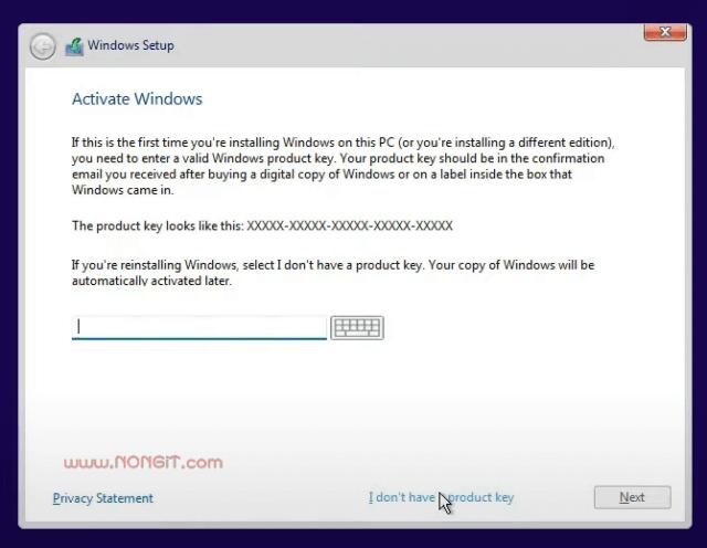 produck key windows 11