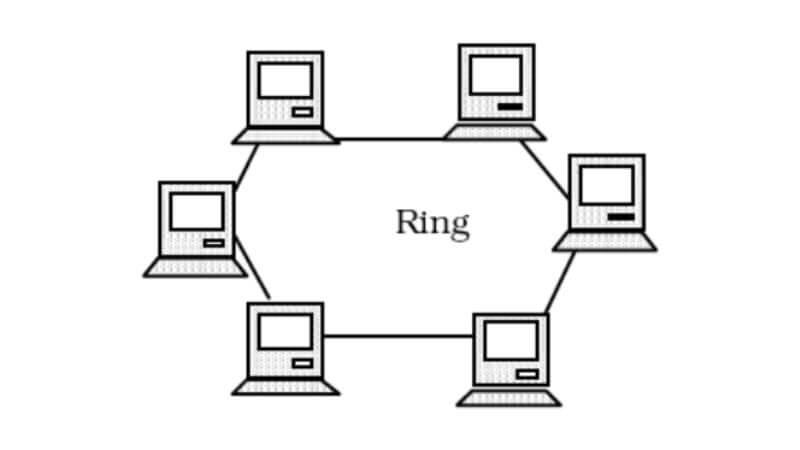 Lan ring